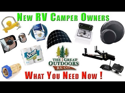 new-owners-rv-camper-gear-supplies-top-item-essentials-for-newbies