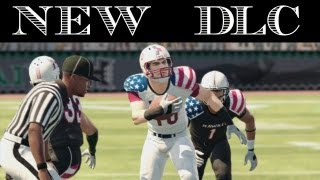 NCAA 13: Under Armour DLC Pack 1 and 2 Now Available!