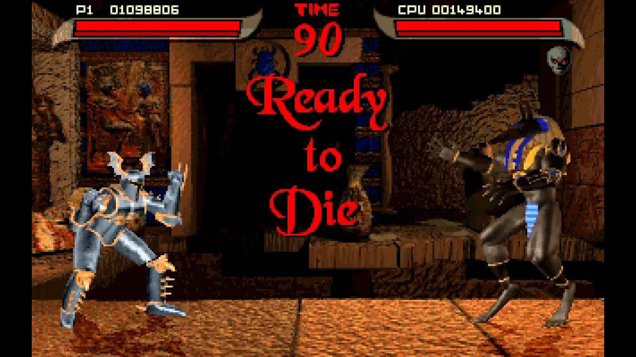 Download Pray for Death (PC DOS) longplay