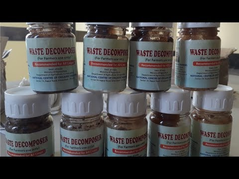 Waste decomposer original from NCOF_unboxing and review_2019
