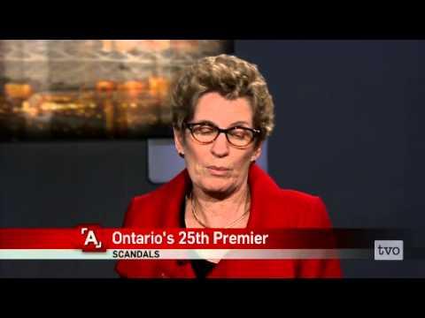 Kathleen Wynne: Ontario's 25th Premier