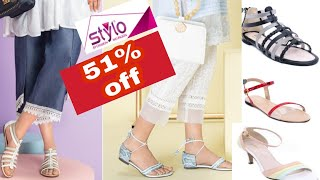 Stylo shoes sale 51% off and n…