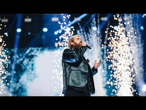 Chris Kläfford sjunger Treading water i Idol  - Idol Sverige TV4