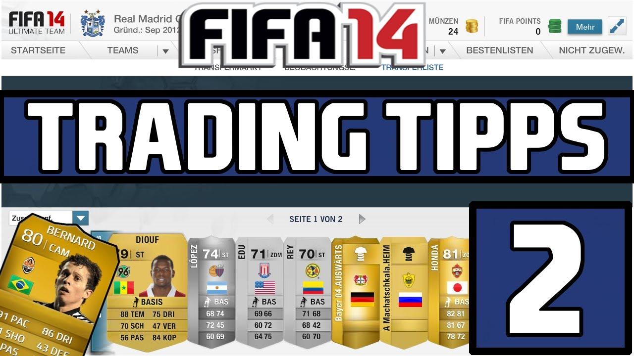 Fifa 14 Tipps