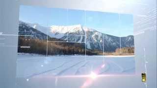 Турбаза  Стрелка  на реке Снежной(В клипе использовалась музыка шоу-балета Тодес - пролог., 2014-01-16T05:18:55.000Z)