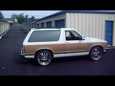 Southern Style S10 Blazer v8 - YouTube