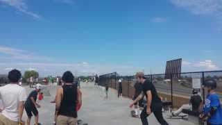 Tour of Alex Road skatepark in Oceanside, CA