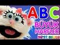 ABC Şarkısı - Türkçe Büyük Harfler - Alfabe öğreniyorum - RÜYA OKULU mp3 indir