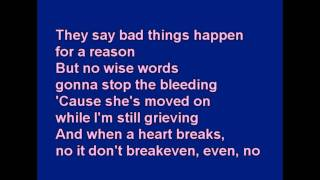 Break Even Lyrics