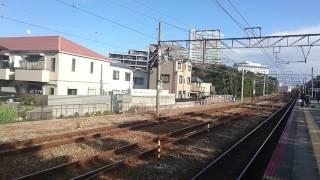 EF65-2139+2600系(甲種回送列車4B)ヨ9867レ 舞子駅通過