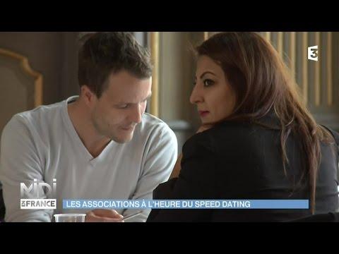speed dating la rencontre