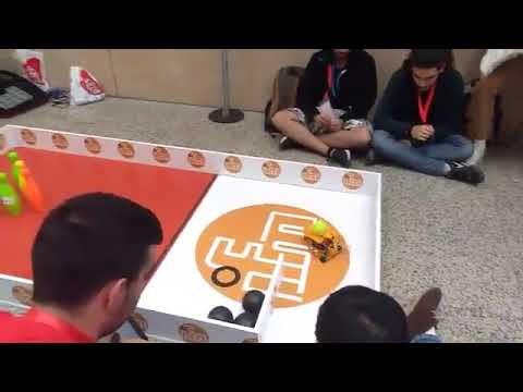 Un ribadense gaña o Asti Robotics de Burgos