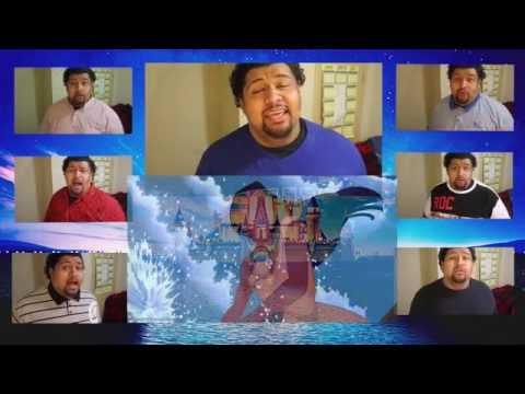 21 Disney Song Mashup by Tyler Mauga