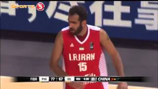 Gilas' 4th Quarter Steals | 2015 FIBA ASIA CHAMPIONSHIP