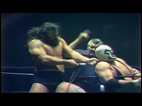 Bruiser Brody vs The Spoiler (NWA U.S Title Bout, November 16, 1979)