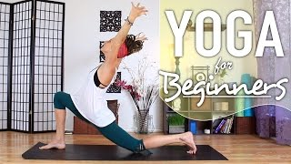 Morning Yoga Workout - Energize, Strengthen, & Focus Flow