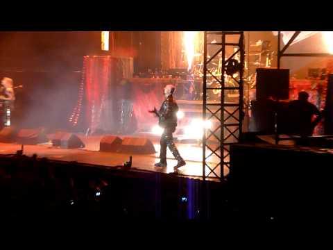 Breaking the law. Judas Priest.Madrid