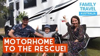 MOTORHOMING TO THE TROPICS | Byfield National Park | Caravanning Family Travel Australia EP 48