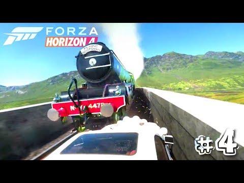 Forza Horizon 4 FAILS, WINS & Random Moments #4 thumbnail