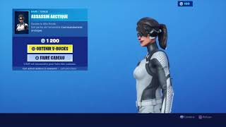 New item shop (fortnite) fox Skin emote