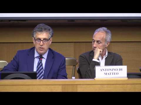 Nino Di Matteo - Marco Travaglio - CONVEGNO MOVIMENTO 5 STELLE: QUESTIONI E VISIONI DI GIUSTIZIA