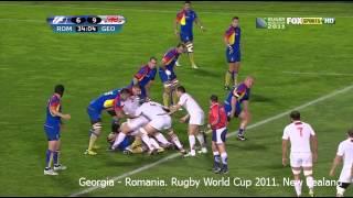 Georgia - Romania - rugby