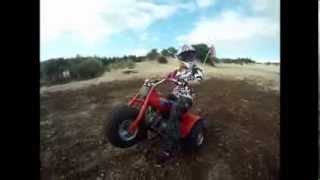 WINCHESTER BAY OREGON SAND DUNES ( HD) QUADS VS DIRT BIKES FREERIDE 2013