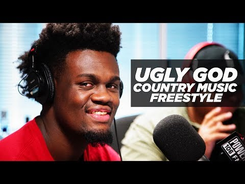 Ugly God Freestyles Over A Country Music Song