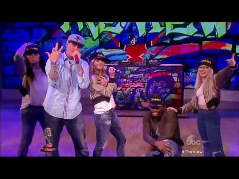 On The View August 15 2016 Repeat  Karaoke Contest