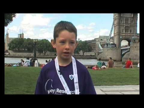 London Bridge Walk Kidney research UK