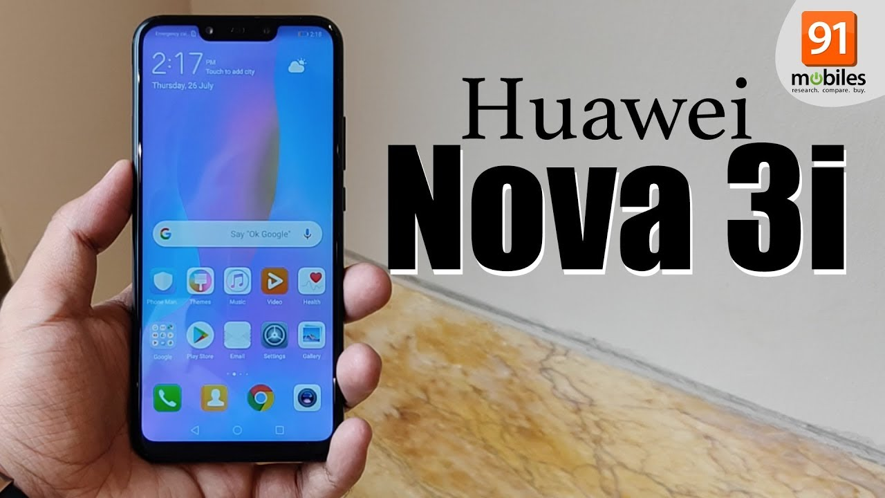 Huawei Nova 3i gets Super Night Mode through the latest OTA
