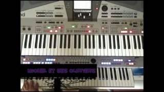 Trompeten-Echo.mp4 Tyros4 et Roland E-80