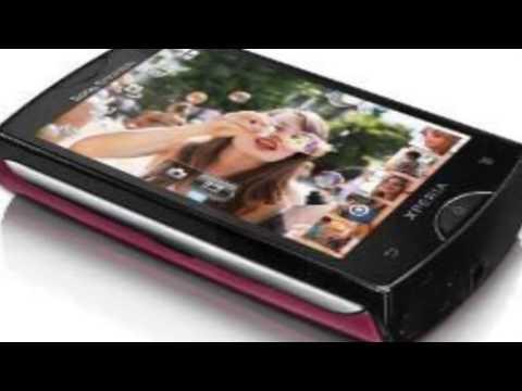 Top 10 Sony Ericsson Mobiles