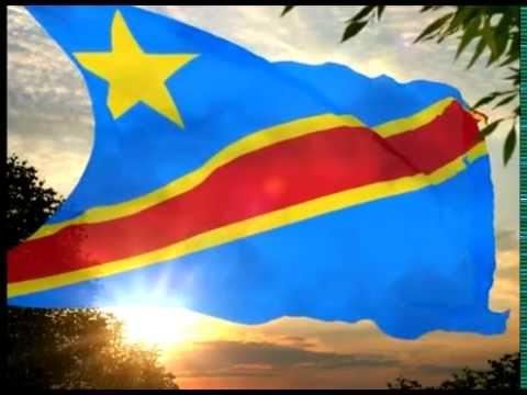 Democratic Republic of the Congo Flag  Repblica Democrtica