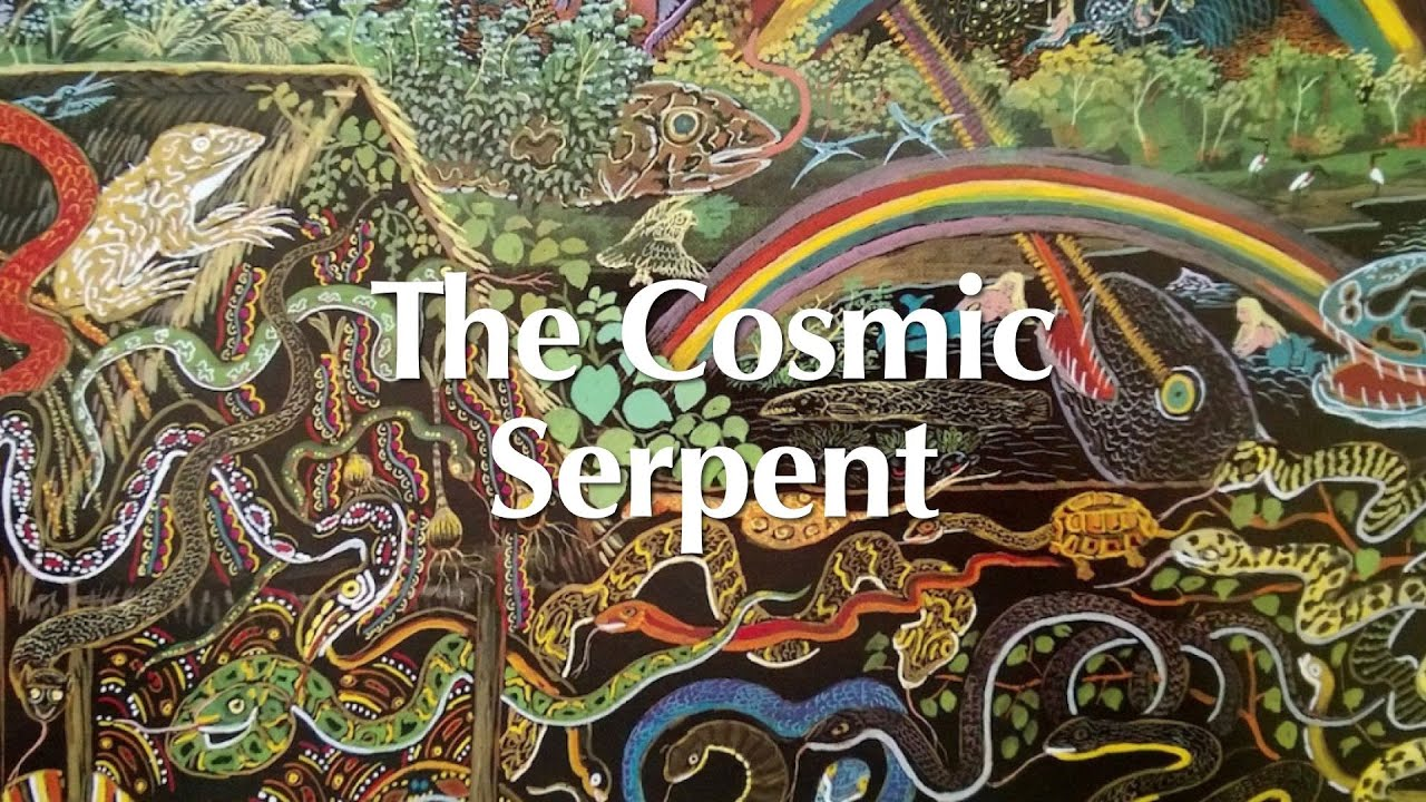 The Cosmic Serpent: DNA and the Origins of Knowledge (Book Review and Reflections)