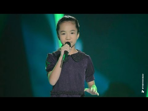 Mira Sings Defying Gravity | The Voice Kids Australia 2014