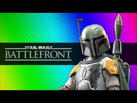 Thumbnail: Star Wars Battlefront Beta Funny Moments - Darth Vader vs. Luke Skywalker!