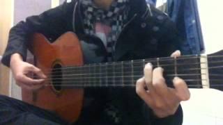 [Tiên Cookie] Valentine chờ Guitar Cover
