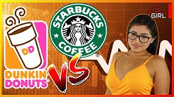 DUNKIN (DNKN) vs Starbucks (SBUX) Stock Overview | Hot Stock Girl