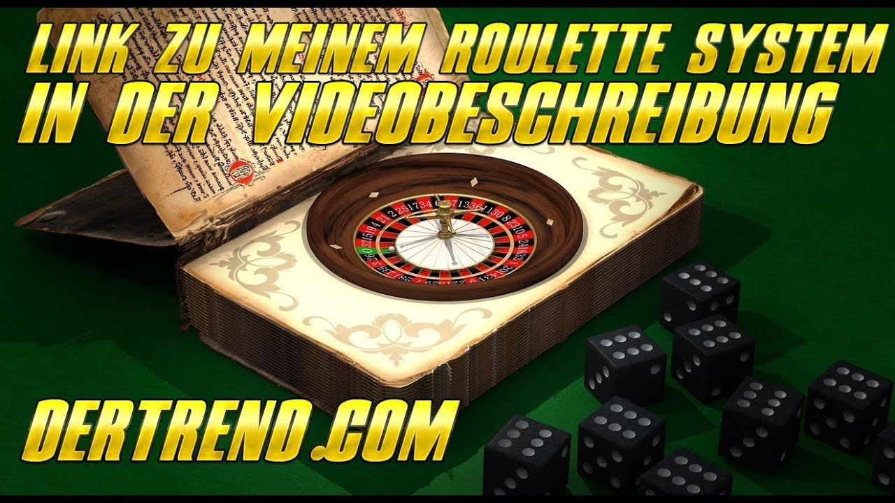 Roulette Verdoppeln