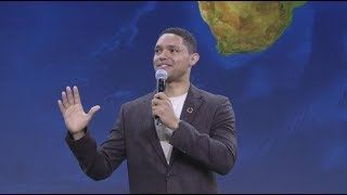 Trevor Noah: Human Capital is Changing the Future
