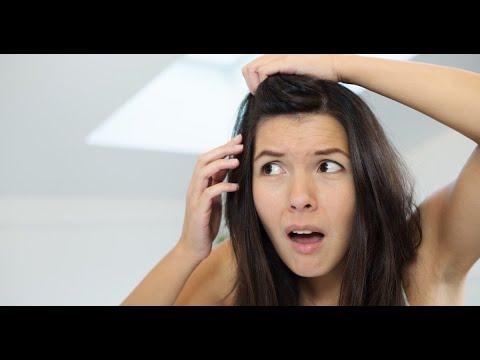 Седые волосы? Что делать с сединой? Сыворотка Ринфолтил -  предотвращение сидины волос!