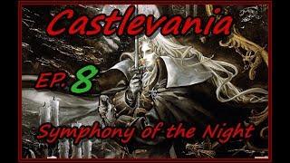 (PSX) Castlevania SOTN - Backtracking Para Pillar Items con Doble Salto EP.8