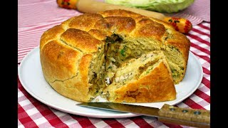 Пирог Соты с тремя разными начинками Домашний ресторан