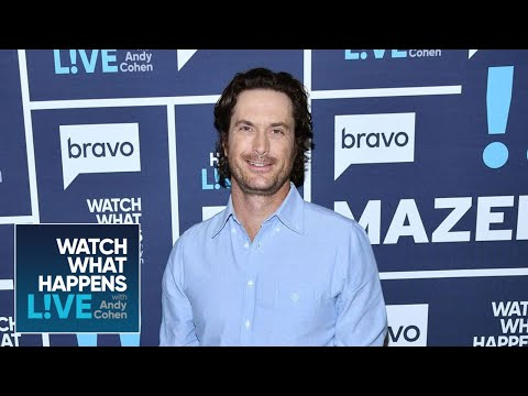 Oliver Hudson Gets Real About Brazilian Waxing  WWHL