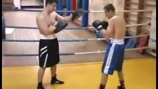 Бокс: Уроки для начинающих. Виды ударов в боксе. часть 4