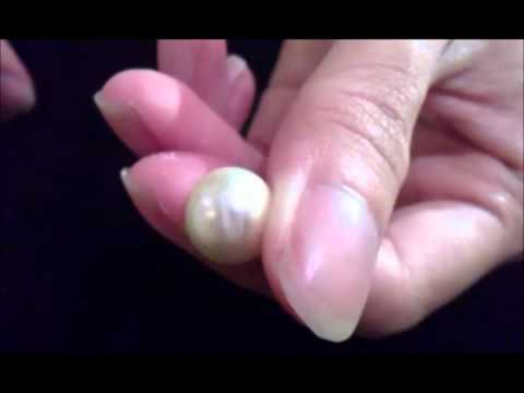 How To Differentiate Authenticity of South Sea Pearls.wmv