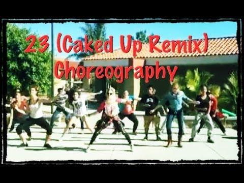 23 (Caked Up Remix)   Choreography by Kayliana Reeves
