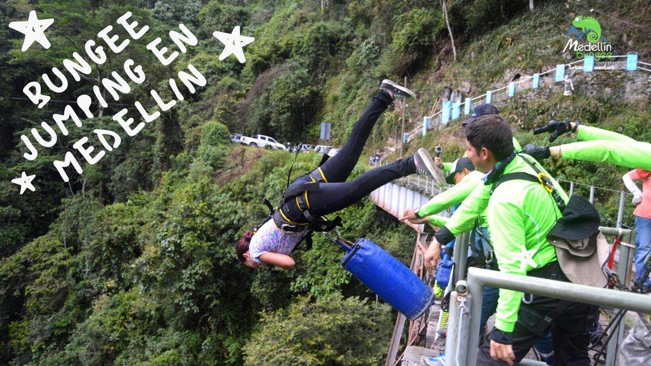 Medellín Bungee en Amagá!!