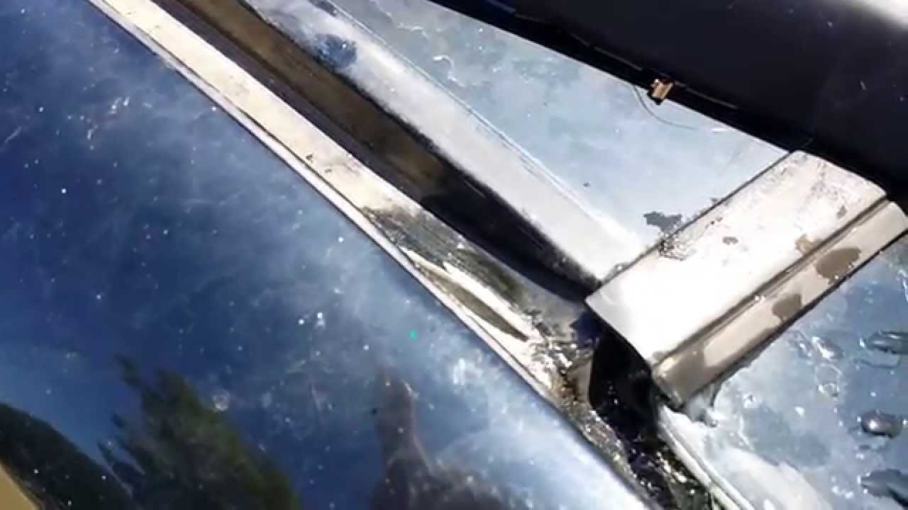 2009 Honda Accord Cabin Water Leak Youtube